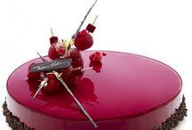 strawberry cakes / tartas con fresa,cakes whit strawberry