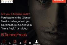 Enrique - I'm a #GioneeFreak