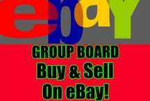 An eBay Extravaganza / A board for eBay sellers & those who ♡ to shop on eBay. You must follow me &  LivAndCompany@gmail.com for an invite.  Limit 10 pins per day.