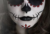 hallowen make up