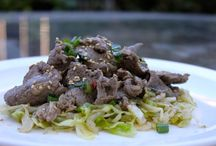 Recipes: Main Course- Beef / by Alli Johnson