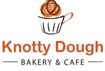 Knotty Dough / Knotty Dough is a Bakery cum Cafe in Kalkaji which specialises in Cakes & Pastry | Breads | Doughnuts | Cookies | Almond Maccorns | Tea & Coffee | Shakes | Mocktail | Puffs | Rusks | Rolls | Doughnuts | Snacks | Pizza | Nan Khatai | Kolache | Pudding | Custard  Follow Us on: www.facebook.com/KnottyDough  Visit Us at: www.knottydough.in