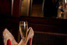 Bubbles & Heels / For some, everyday is Friday