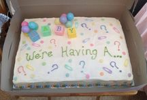 Baby Reveal Cake Ideas / by Debbie Boone