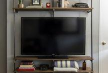 Tv stand for Leisha bedroom