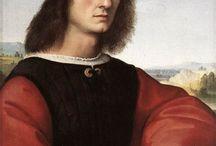 Raphael Sanzio (1483 - 1520) / Raphael Sanzio (1483 - 1520) / by Eva Personová