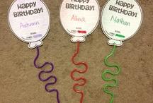 Birthday Ideas / by Dawn Post