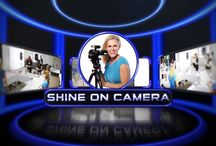 "Shine on Camera Videos / A collection of our best videos & students ""Shining on Camera"""