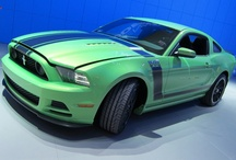 Dream Cars/Ford Mustang
