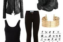 Shadowhunters fashion