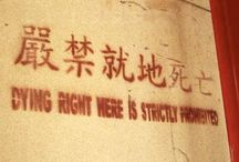 Funny Engrish Signs / by Funny Signs