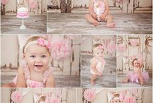 1st birthday photoshoot ideas