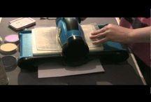 Crafting: Pan Pastels