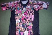 Stade Francais - Classic Rugby Shirts