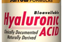 Supplements and Hyaluronic Acid