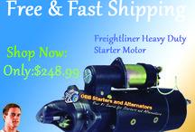 Heavy Duty & Off Road Starters / Heavy Duty & Off Road Starters