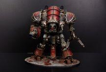 Questoris Knights / Mechanicum knights
