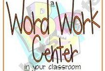 School Things~Language Arts / by Lexi McCoy