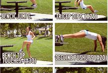 outdoors workouts