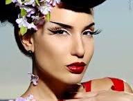 Makeup Inspiration - Geisha