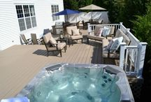 Outdoor Kitchens by Long Island Hot Tub
