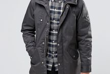 Men's Coats :: Parka (Asos) / Are you looking for coats for men? Find the best brands of parka like Asos, Jack & Jones, New Look, Pull&Bear, Selected Homme, French Connection, Adidas Originals, D-struct, Only & Sons, Brave Soul, Farah, SIXTH JUNE, Weekday, United Colors Of Benetton, G-star, Sisley, Esprit, New Era, Celio, Polo Ralph Lauren...