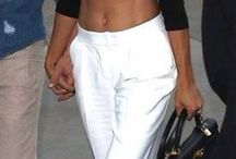 Naya Rivera style