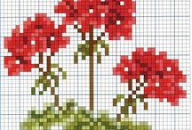 Cross stitch / by Rita Hoyt