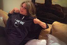 People with I Am Me™ t-shirt - Gens avec le t-shirt Je Suis Moi™ / Here are people proud to wear the I Am Me ™ t-shirt. Voici de gens fiers de porter le chandail Je Suis moi ™