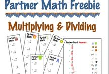 Math in Ms. Mercer's room / by Jess Mercer