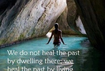 Health / Health is thought manifest. Seek spirituality and spiritual mindedness for the best thoughts and best effect on your health.