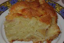 Recettes sucrées / Gâteaux, desserts, etc.