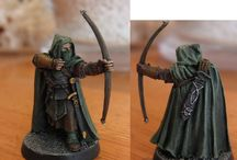 Miniatures - Wood Elves