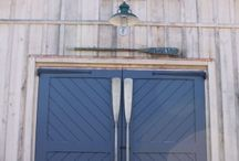 garage doors / by Shelly Gilbert