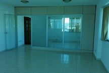 Code No. 7748 For Rent office in Mesa Geitonia, +/-100m2 covered area. / Code No. 7748 For Rent office in Mesa Geitonia, +/-100m2 covered area. In 1 level in recidencial zone, on the 3rd floor. The building was constructed using top quality materials in contempory design, with comfortable and functional rooms. Featuring parking, a/c, 2 wc, kitchen, light features, double glazed windows, conference room, divided in 3 different rooms. Renting Price: €950