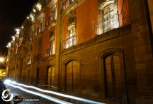 Hermosos edificios en México / Edificios en Ciudades Patrimonio de la Humanidad en México