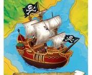 Pirate Party Ideas and Decorations / Arggh! Have a jolly good Pirate Theme Party for your next event. We have found some shimmering pirate party ideas to share with you and added our top selling pirate party supplies as well!