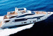 Yachts Interior Design