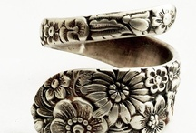 Biżuteria. jewelry ring floral