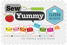 Sew Yummy / All things Sew Yummy fabric related / by Happy Zombie
