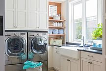 Laundry / Mud Rooms
