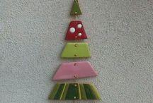 Keramika vianočné