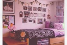 Dorm life / by Courtney Pinnell