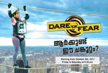 'Dare The Fear' Show on Asianet Plot Wiki,Host,Telecast,Promo,Contestant