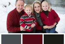 ARP Color Palettes: Family / Unsure about what colors look great in photographs? These might help you. Also great to pick out what would look amazing in your home!