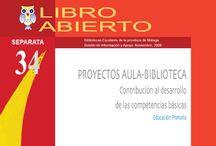 Proyectos aula-biblioteca