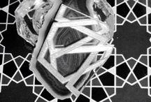 Jewellery / The cosmic geometry