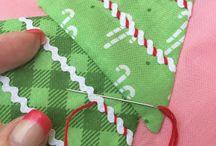 Sew alongs
