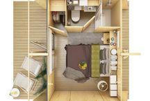 wohnen auf kleinstem Raum