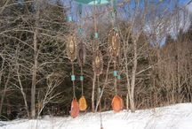 Recycled Mobiles Suncatchers Wind Chimes / recycled mobiles wind chimes sun catchers